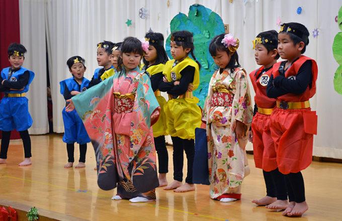 21.ねこ組「われら忍者!宝探しの巻」